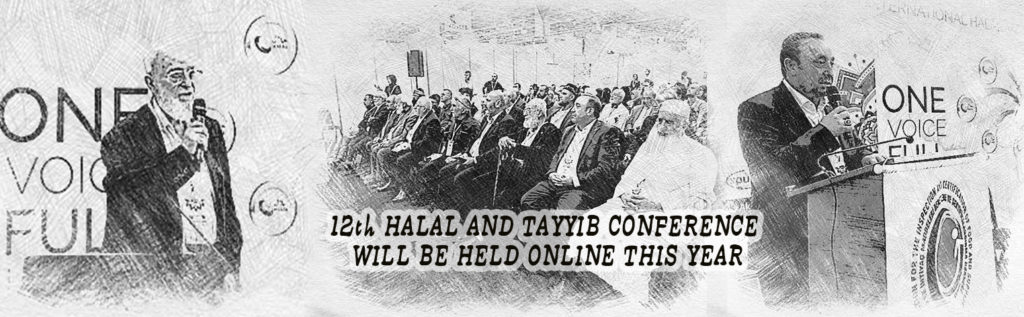 12th HALAL AND TAYYIB CONFERENCE WILL BE HELD…